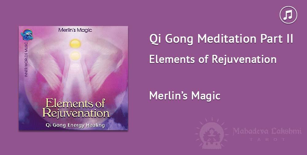 Música: Qi Gong Meditation   Mahadeva Lakshmi