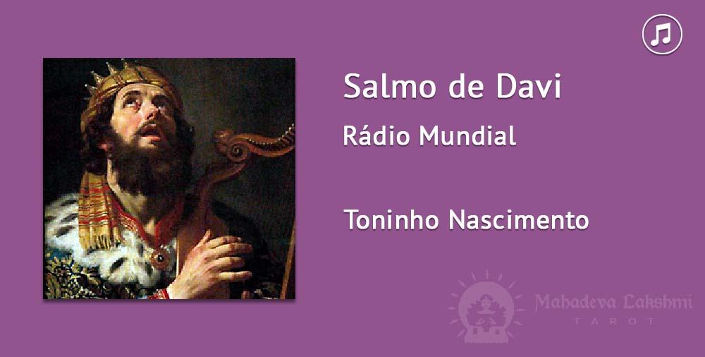 Áudio: Salmo de David | Mahadeva Lakshmi